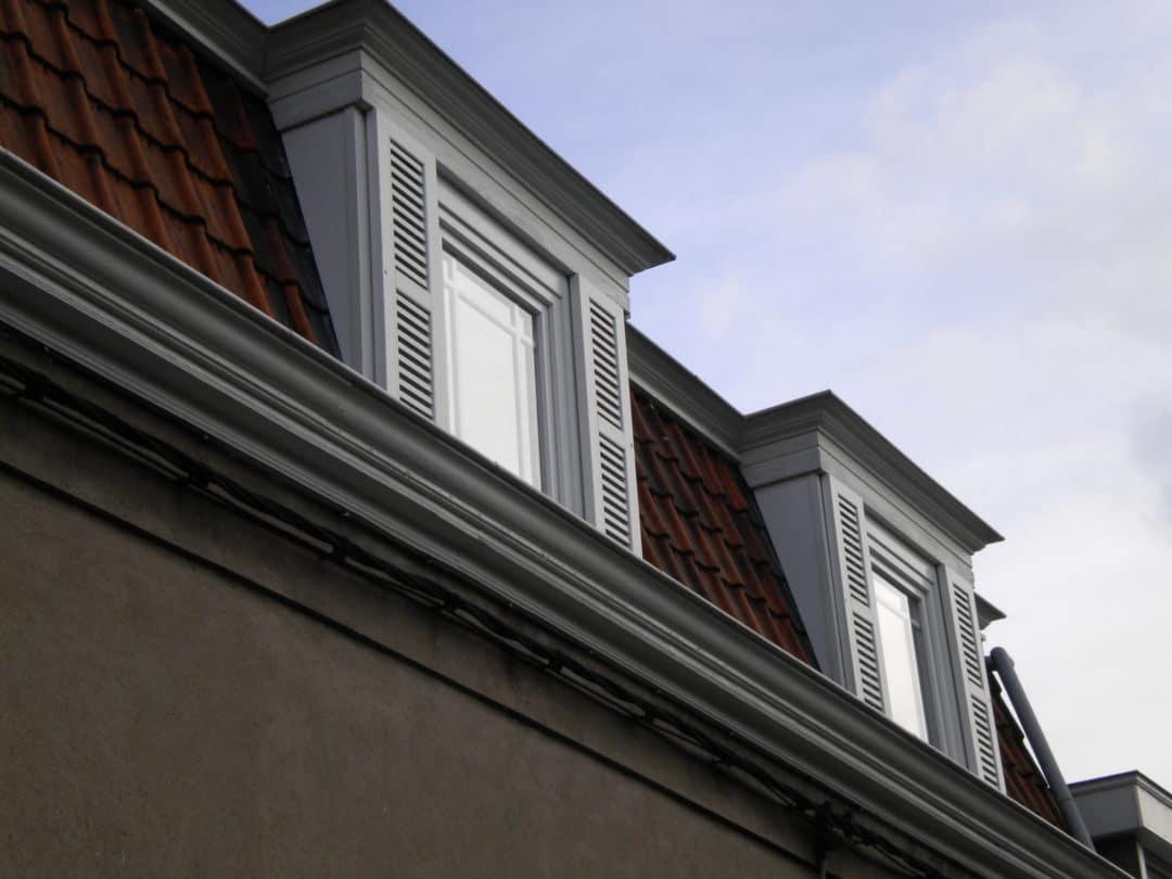 Volets battants châssis de toit - Ets Florin